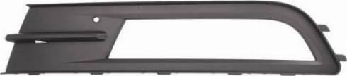 BLIC 6502-07-9549913P - Решітка вентилятора, буфер autocars.com.ua