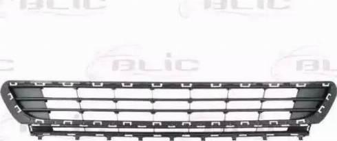 BLIC 6502-07-9550910P - Решітка вентилятора, буфер autocars.com.ua