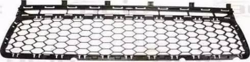 BLIC 6502-07-9550912P - Решітка вентилятора, буфер autocars.com.ua
