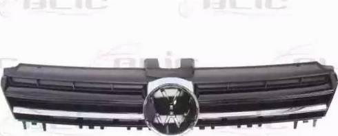 BLIC 6502-07-9550995P - Решітка радіатора autocars.com.ua