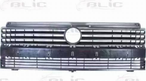 BLIC 6502-07-9558990P - Решітка радіатора autocars.com.ua