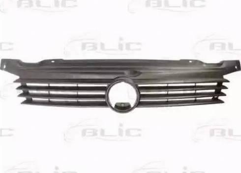BLIC 6502-07-9559990P - Решітка радіатора autocars.com.ua