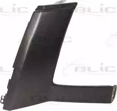 BLIC 6502-07-9564211P - Рамка, основна фара autocars.com.ua