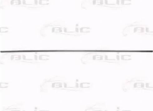 BLIC 6502-07-9568920P - Облицювання / захисна накладка, буфер autocars.com.ua
