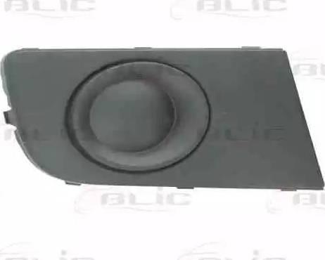 BLIC 6502-07-9595916P - Решітка вентилятора, буфер autocars.com.ua