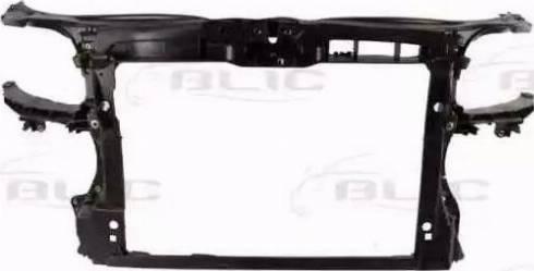BLIC 6502-08-0026201P - Облицювання передка autocars.com.ua