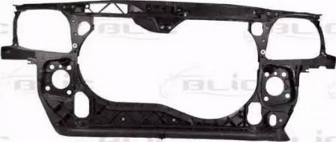 BLIC 6502-08-0028200P - Облицювання передка autocars.com.ua