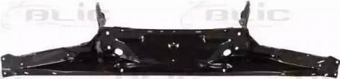 BLIC 6502-08-0057200P - Облицювання передка autocars.com.ua