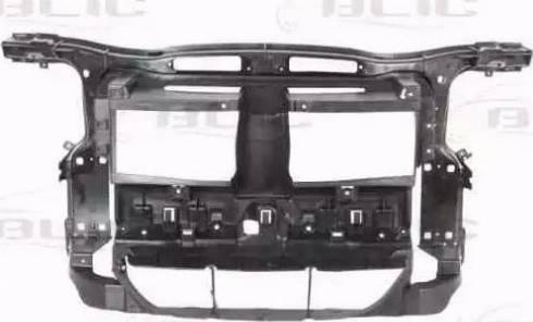 BLIC 6502-08-0092200P - Облицювання передка autocars.com.ua