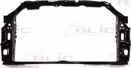 BLIC 6502-08-0501200P - Облицювання передка autocars.com.ua