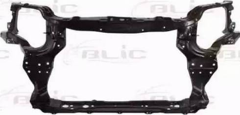BLIC 6502-08-1135201P - Облицювання передка autocars.com.ua