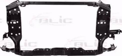 BLIC 6502-08-1617202P - Облицювання передка autocars.com.ua