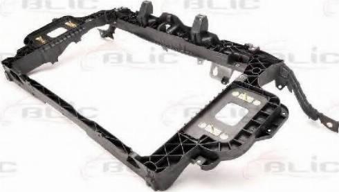 BLIC 6502-08-2024200Q - Облицювання передка autocars.com.ua