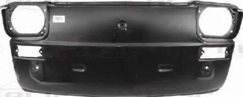 BLIC 6502-08-2081201P - Облицювання передка autocars.com.ua
