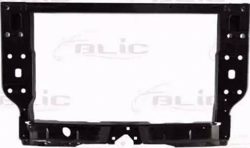 BLIC 6502-08-2506200P - Облицювання передка autocars.com.ua