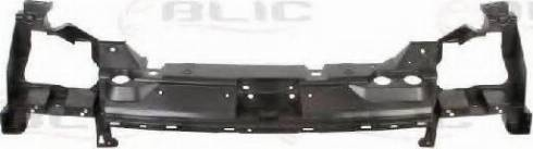 BLIC 6502-08-2507200P - Облицювання передка autocars.com.ua
