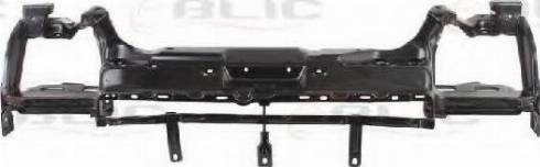 BLIC 6502-08-2507201P - Облицювання передка autocars.com.ua