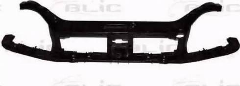 BLIC 6502-08-2532200P - Облицювання передка autocars.com.ua