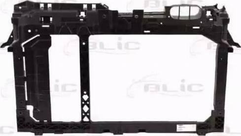 BLIC 6502-08-2565202P - Облицювання передка autocars.com.ua
