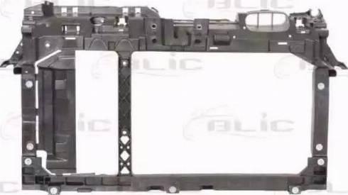 BLIC 6502-08-2565204P - Облицювання передка autocars.com.ua