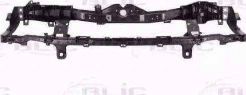 BLIC 6502-08-2578201P - Облицювання передка autocars.com.ua