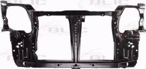 BLIC 6502-08-2955201P - Облицювання передка autocars.com.ua