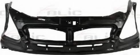 BLIC 6502-08-3081200P - Облицювання передка autocars.com.ua