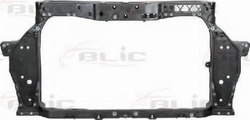 BLIC 6502-08-3128202P - Облицювання передка autocars.com.ua