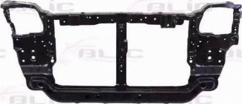 BLIC 6502-08-3155201P - Облицювання передка autocars.com.ua