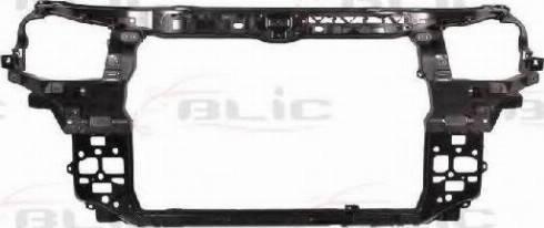 BLIC 6502-08-3180201P - Облицювання передка autocars.com.ua