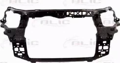 BLIC 6502-08-3181200P - Облицювання передка autocars.com.ua