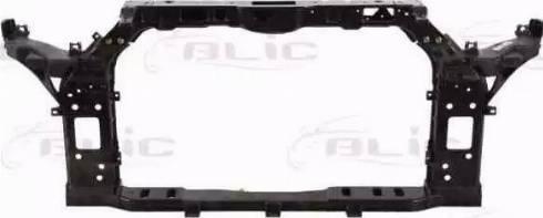 BLIC 6502-08-3283200P - Облицювання передка autocars.com.ua
