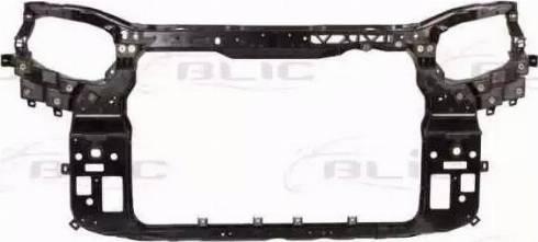 BLIC 6502-08-3289200P - Облицювання передка autocars.com.ua