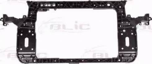 BLIC 6502-08-3292200P - Облицювання передка autocars.com.ua