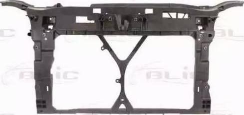 BLIC 6502-08-3408200P - Облицювання передка autocars.com.ua