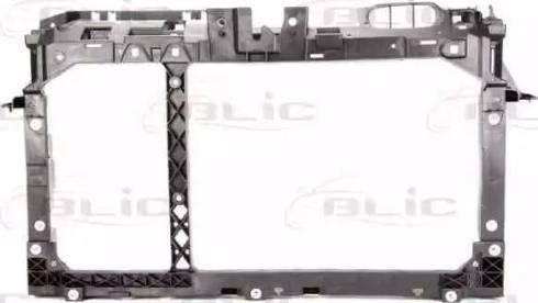 BLIC 6502-08-3421200P - Облицювання передка autocars.com.ua