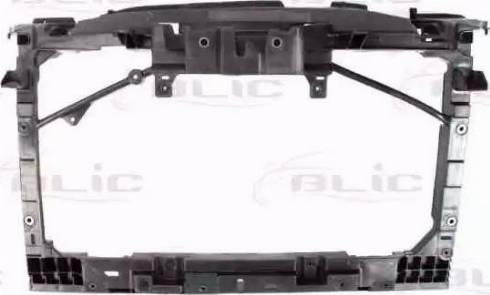 BLIC 6502-08-3452200P - Облицювання передка autocars.com.ua