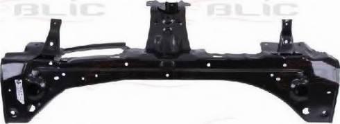 BLIC 6502-08-3750200P - Облицювання передка autocars.com.ua