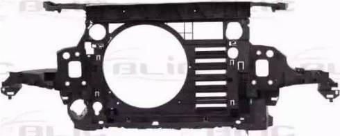 BLIC 6502-08-4003200P - Облицювання передка autocars.com.ua