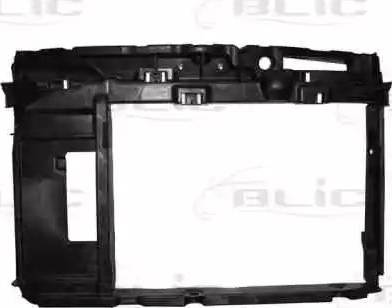 BLIC 6502-08-5508201P - Облицювання передка autocars.com.ua