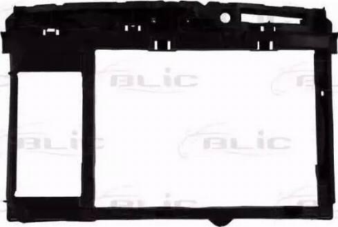 BLIC 6502-08-5508202P - Облицювання передка autocars.com.ua