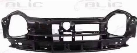 BLIC 6502-08-6005201P - Облицювання передка autocars.com.ua