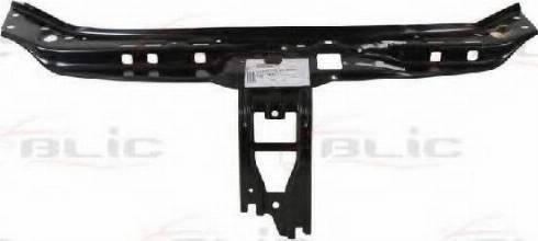BLIC 6502-08-6032271P - Облицювання передка autocars.com.ua
