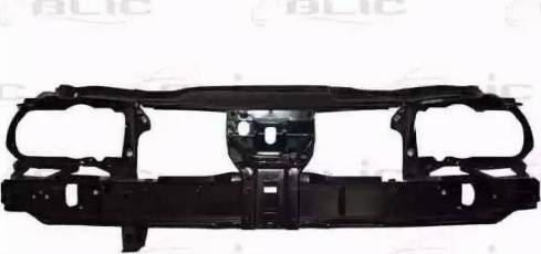 BLIC 6502-08-6038201P - Облицювання передка autocars.com.ua