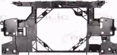 BLIC 6502-08-6043200P - Облицювання передка autocars.com.ua