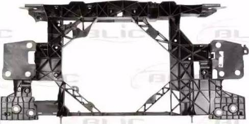 BLIC 6502-08-6050200P - Облицювання передка autocars.com.ua