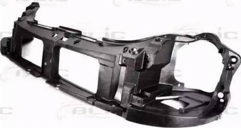 BLIC 6502-08-6088200P - Облицювання передка autocars.com.ua