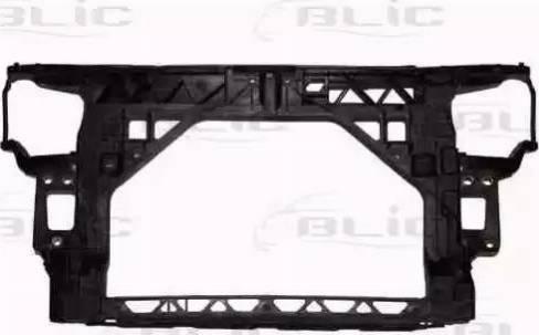 BLIC 6502-08-6621200P - Облицювання передка autocars.com.ua