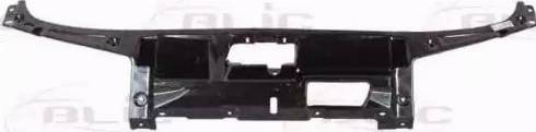 BLIC 6502-08-7514200P - Облицювання передка autocars.com.ua