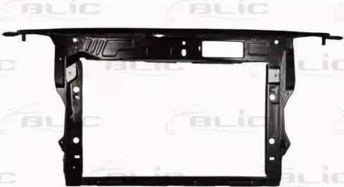 BLIC 6502-08-7515201P - Облицювання передка autocars.com.ua